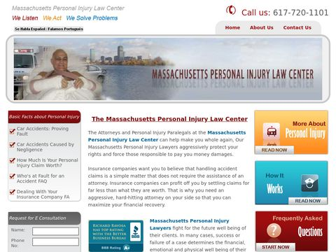 Boston Car Accident Lawyer : Proving Fault