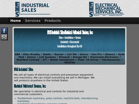 EMS Industrial Sales