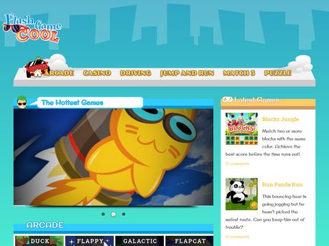 Funny Flash games - Free Funny Flash games at FlashGameCool.com !