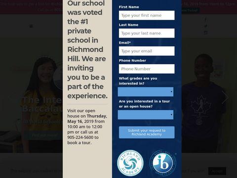 Richland Academy
