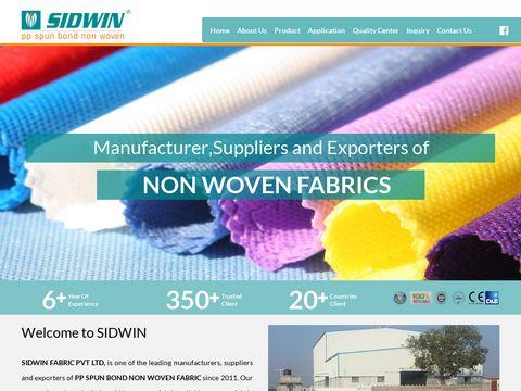 Sidwin Fabric