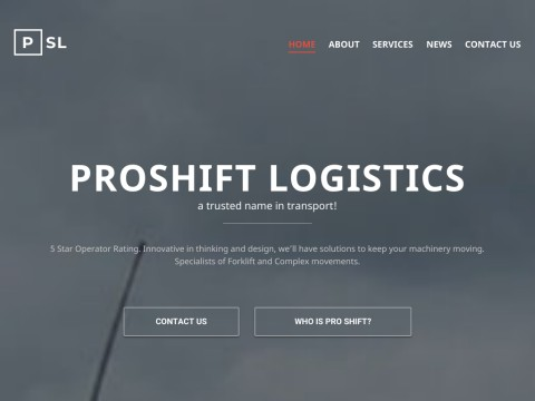 Proshift | Machinery Movers, Specialists | Manukau, Auckland, New Zealand