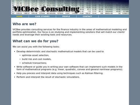 VICBee Consulting