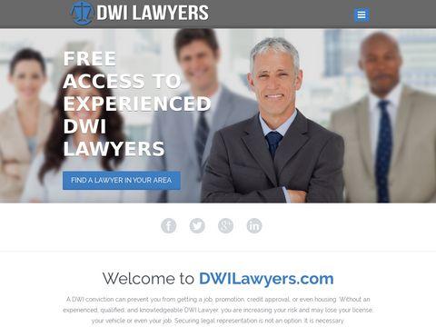DWI LAWYERS and DUI LAWYERS