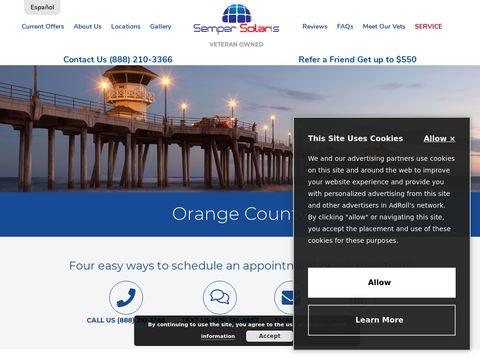 Semper Solaris - Orange County Solar and Roofing Company