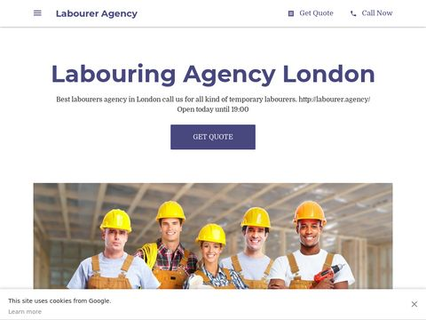Labouring Agency