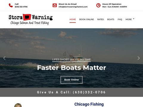 Storm Warning Fishing Charters