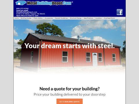 Metal Building | Steel Building