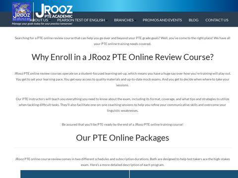 PTE Online Test