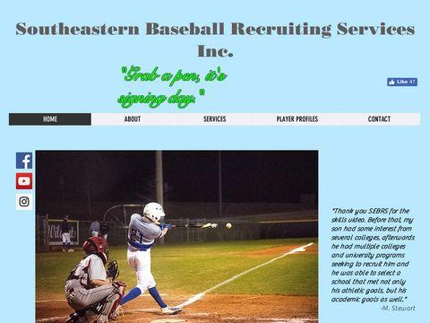 Southeastern Baseball Recruiting Services