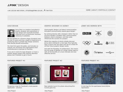 Logo Design by J.Pink | Graphic Designer & Logo Designer