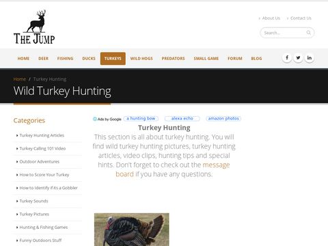 Hunting And Fishing w/ TheJump