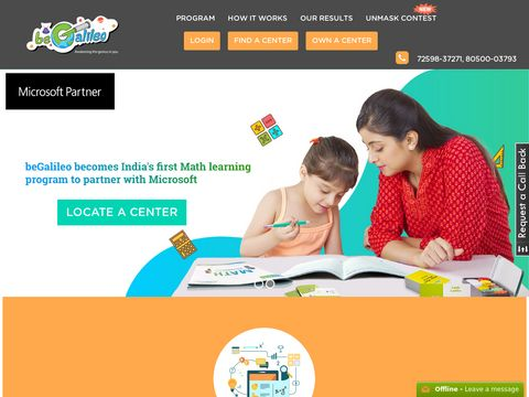 Personalized and Online adaptive learning platform,math prac