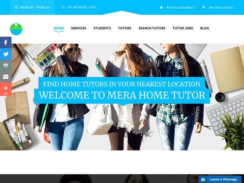 Home tuitions in Delhi NCR | Home Tutors in Delhi NCR