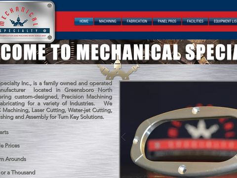 Mechanical Specialty, Inc.
