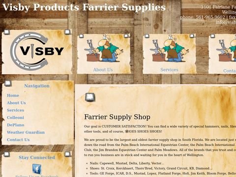 Visby Products