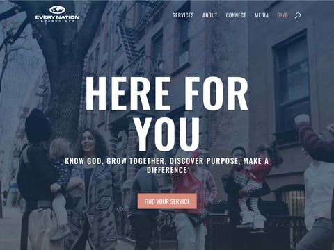 Worship Service Manhattan