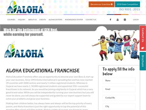 Education franchise Opportunity