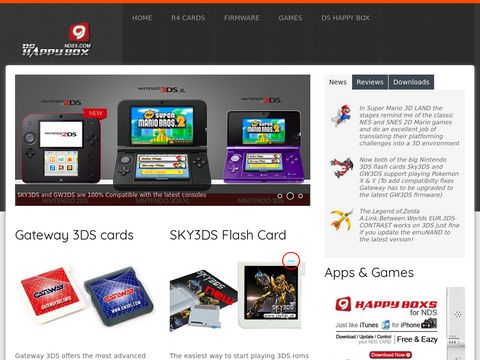 NDS ROMS - NDS9.com is free download center for nds roms