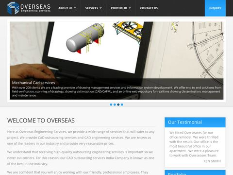 CAD Engineering Services | CAD Drafting Design Drawing Modeling Services
