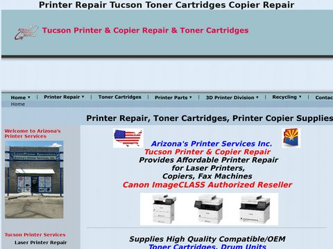 The HP Laser Printer Repair & Toner Specialists