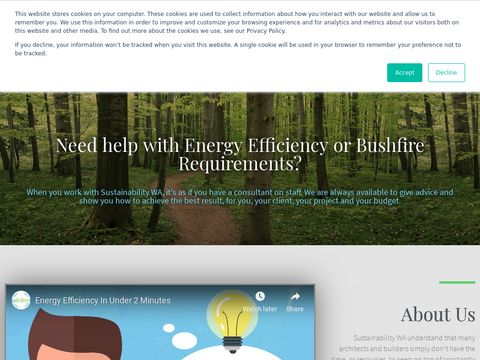 Sustainabilty WA | 6 Star Energy Rating Specialist