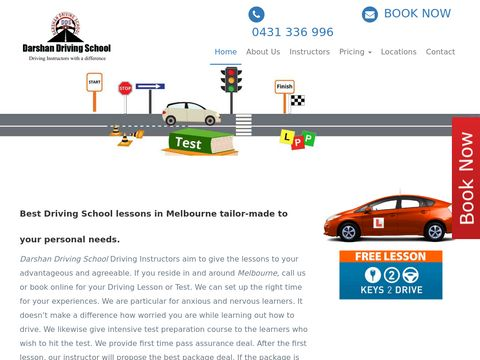 Driving Instructors Melbourne – Darshan Driving