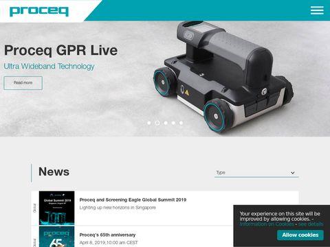 Proceq Asia Pte Ltd