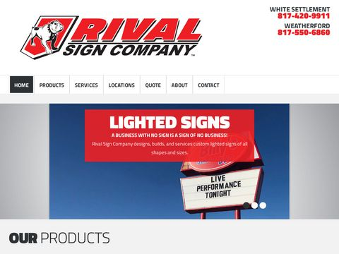 Rival Sign Company