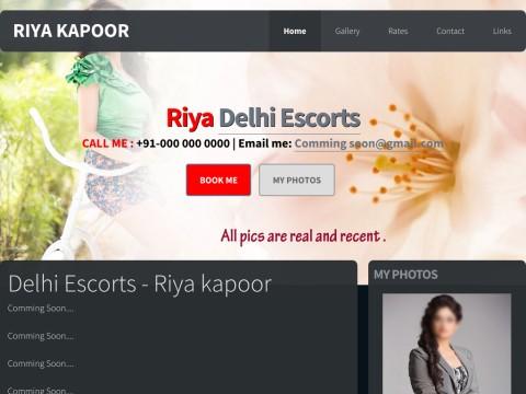High Profile Delhi Escorts