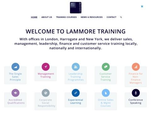 Sales Training and Management Training. Bespoke courses