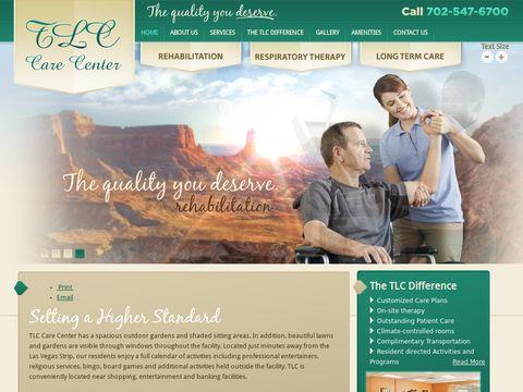TLC Care Center   Long Term Care Facilities in Las Vegas
