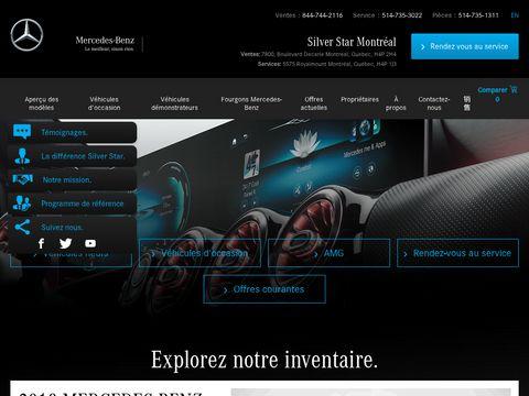 Silver Star Mercedes-Benz Montreal