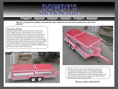 Dowdys Sales And Service