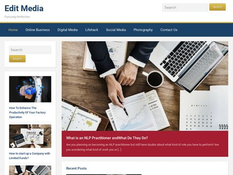 Edit Media Graphic Design Melbourne