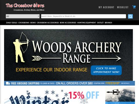 Crossbows, Archery Bows, And More - Buy Hunting Crossbows