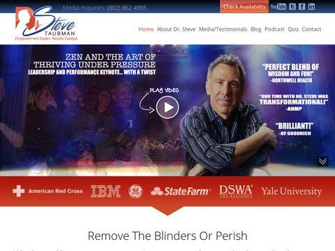 Get Your Keynote Hypnotist By Dr Steve Taubman