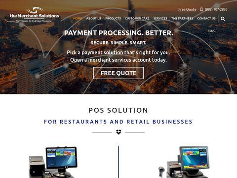 Merchant Accounts, Merchant Processing, Merchant Services
