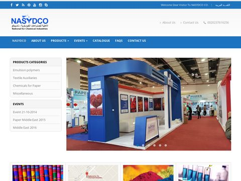 National Company for Chemical Industries (NASYDCO)