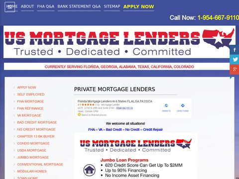 Florida Mortgage Lender