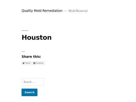 Quality Mold Remediation of Houston
