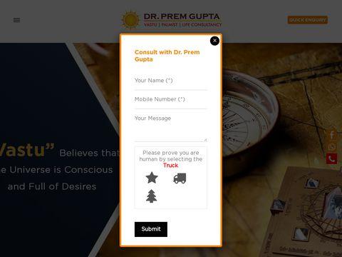 Dr Prem Gupta