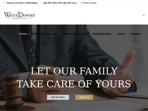 Waitz & Downer Attorneys at Law