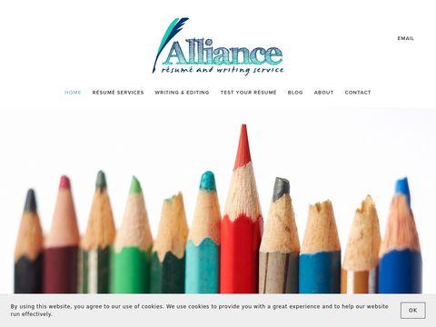 Alliance Resume & Writing Service
