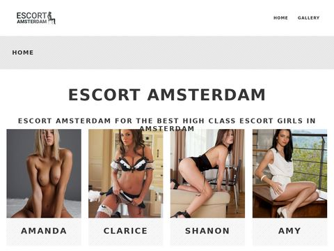 Young Escorts Amsterdam