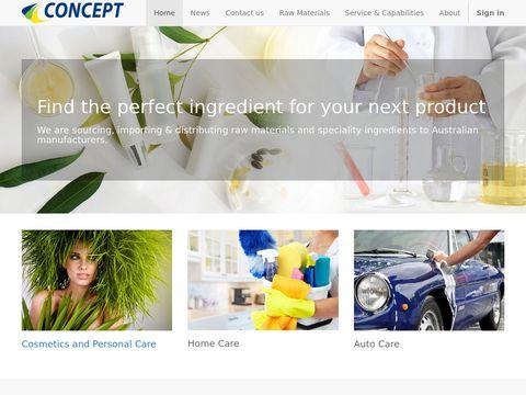 Concept Chemical Corporation | Chemical Supplier, Distributor | Pymble, NSW, Australia