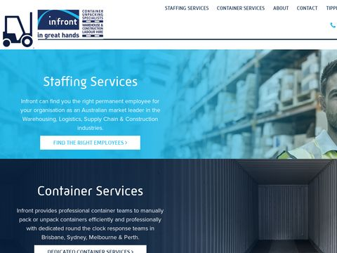 Infront Staffing