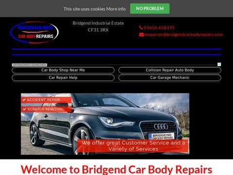 Bridgend Car Body Repairs