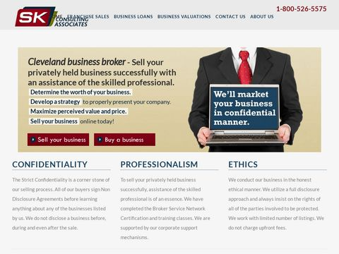 Cleveland Business Brokers-SK Consulting Associates