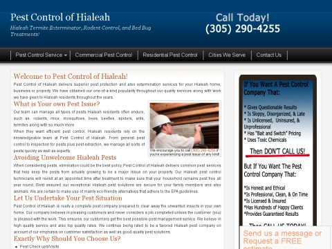Pest Control of Hialeah